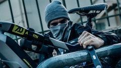 Scott Bergamont e Bikeplatinum, assicurazione contro il furto di e-bike