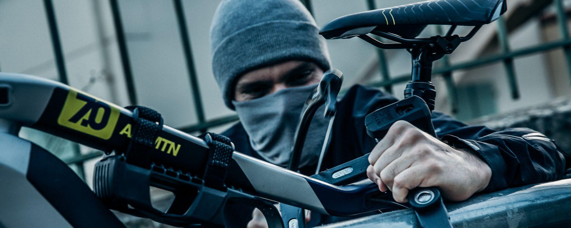 Bikeplatinum, assicurazione contro il furto delle e-bike