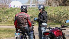 BikerX: la scuola per motociclisti sbanca Reggio Emilia - Immagine: 7