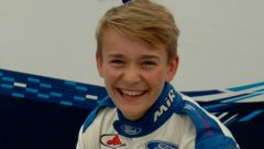 Billy Monger - British F4