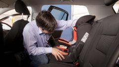 Bimbi a bordo: nuova normativa sui seggiolini per auto - Immagine: 1
