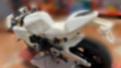 Bimota KB4 foto del posteriore