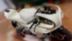 Bimota KB4: foto dell'anteriore