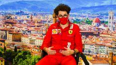 Binotto e il favore della Ferrari a Vettel