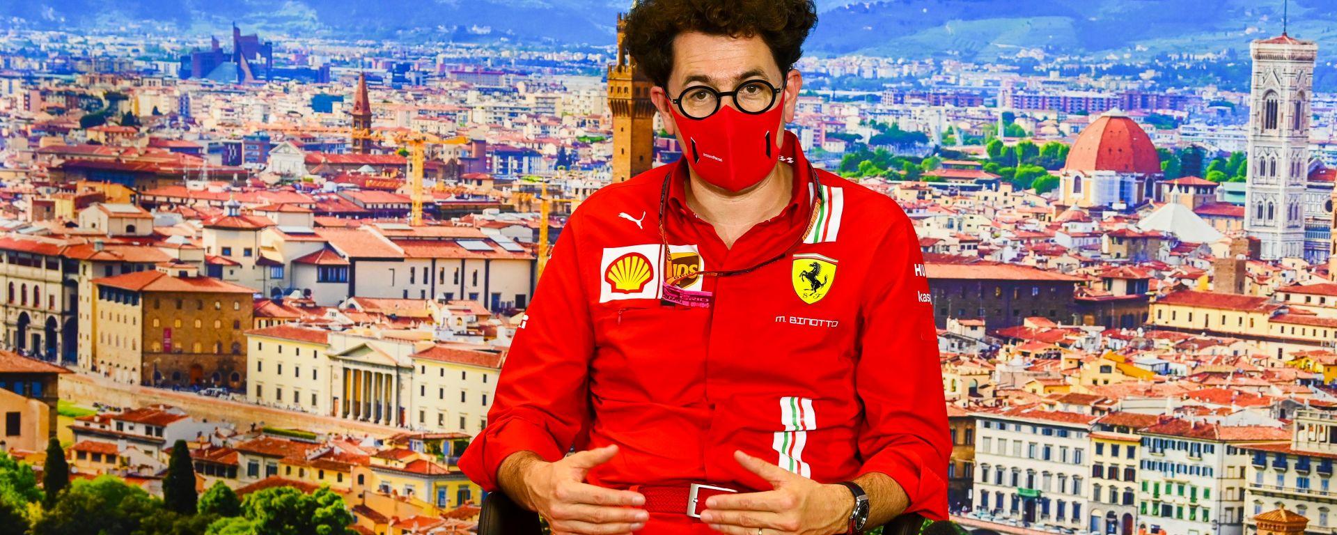 """Binotto felice per Vettel: """"Gli abbiamo dato tutte le possibilità per trovare un posto"""""""