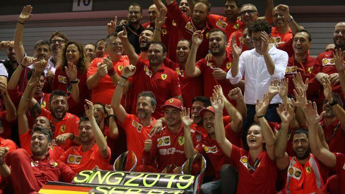 F1, Ferrari, Binotto: