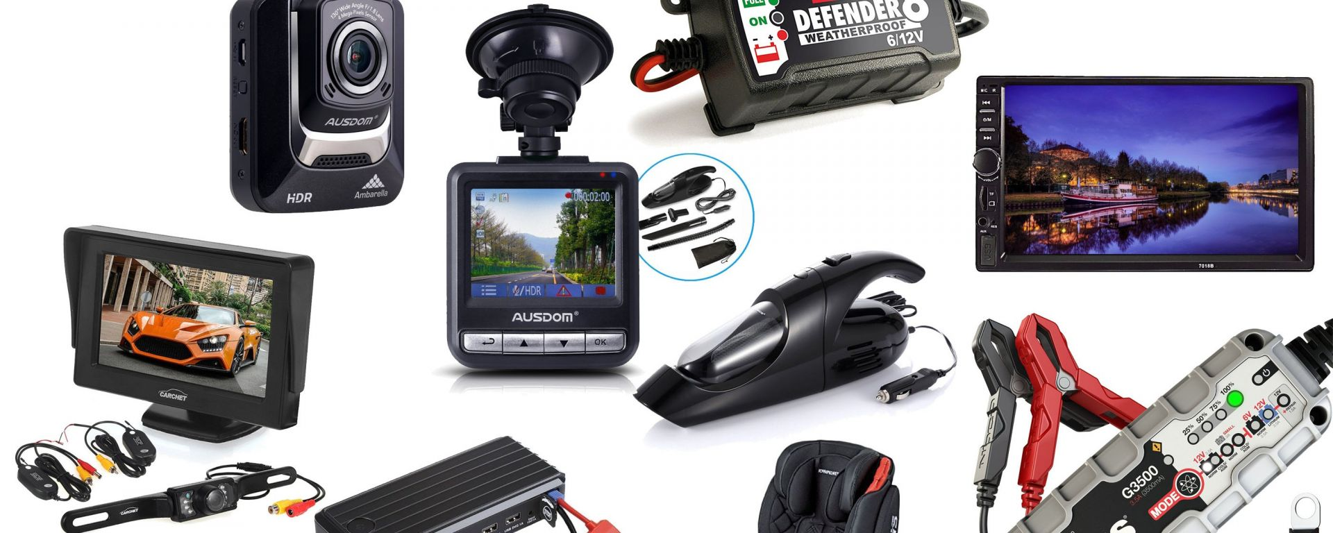 77a588b651 Sconti: Black Friday: su Amazon sconti per accessori auto - MotorBox
