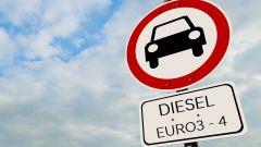 Blocco auto diesel Italia 2018: città, regioni, orari, date, deroghe