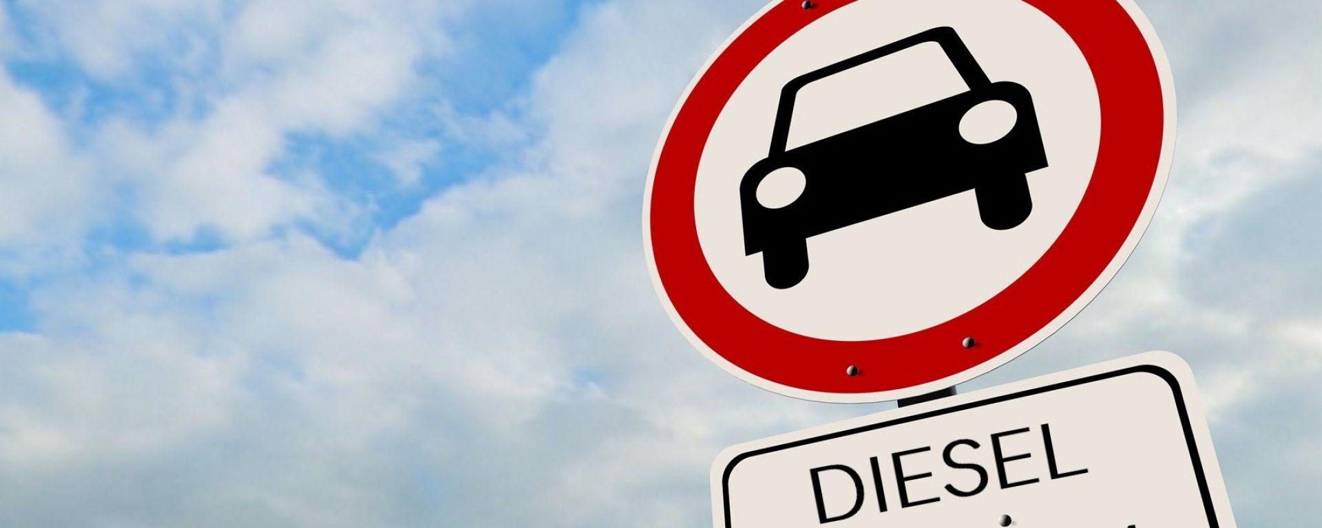 Stop alle auto diesel, tutto quello che c'è da sapere