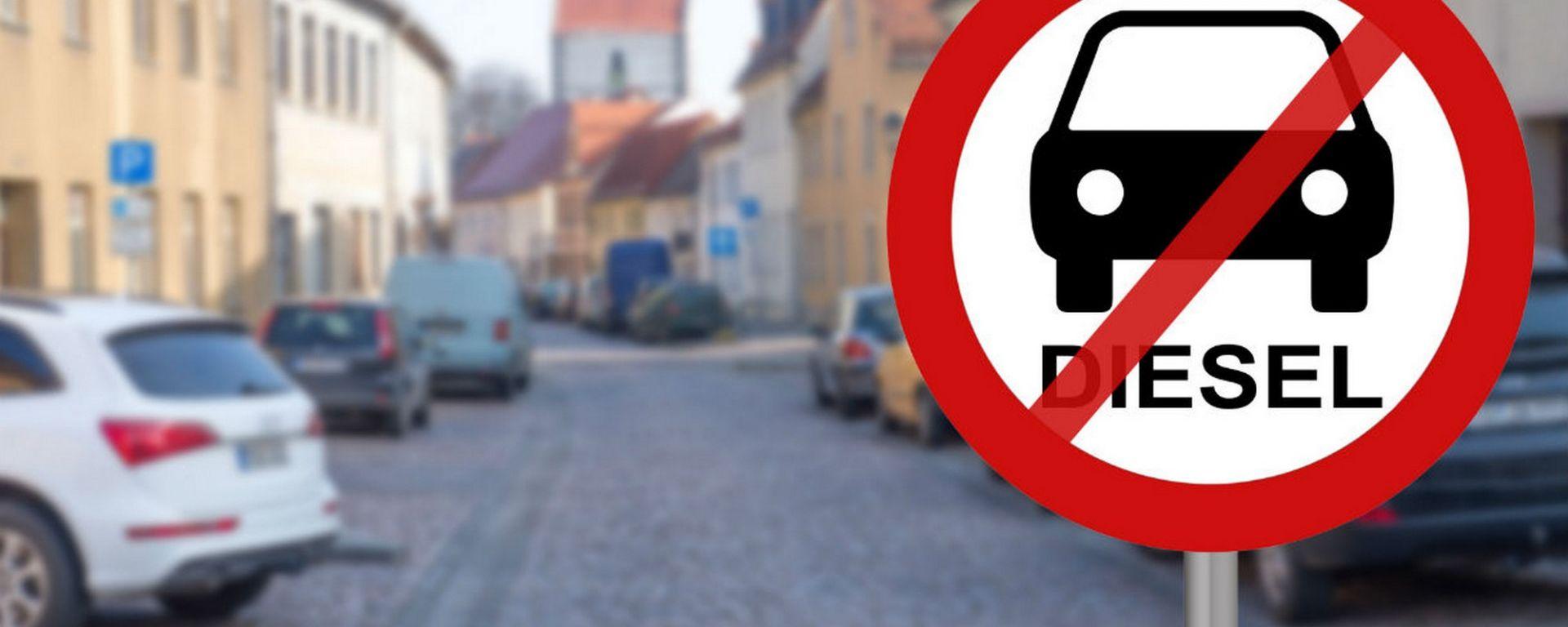 Blocco auto diesel, l'Aci invoca incentivi per rinnovo parco circolante