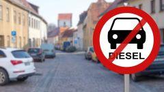 Blocco diesel Euro 4, Euro 5, Euro 6 Area B Milano: quando scatta