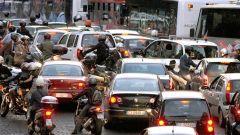 Traffico: stop alle moto Euro 0 e Euro 1 a Roma - Immagine: 1