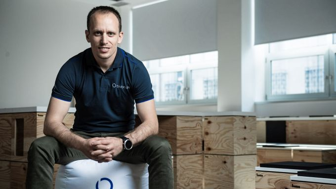 Blubrake, il fondatore Fabio Todeschini