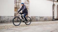 Blubrake, un prototipo di e-bike con ABS