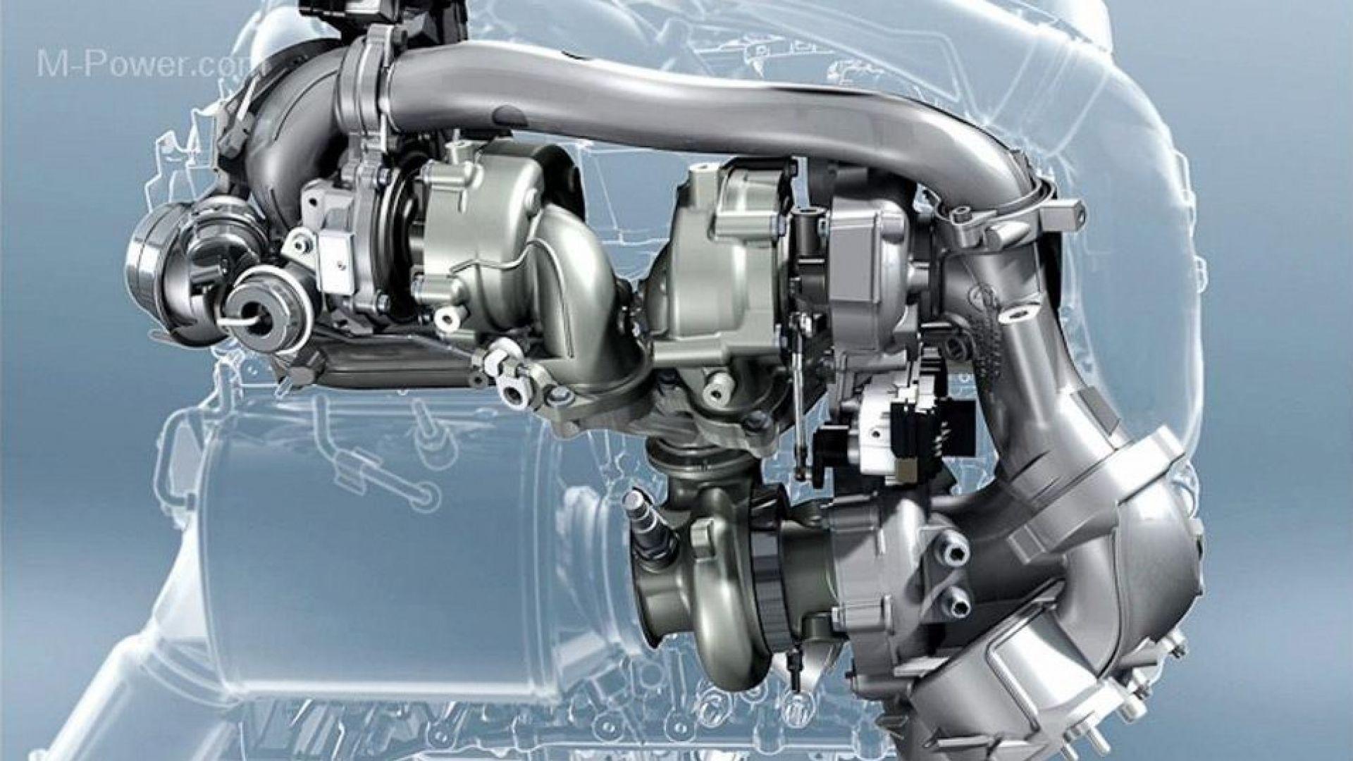 Novit 224 Bmw Un Video Spiega Il Diesel Con Tre Turbo