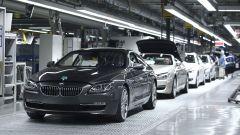 BMW Serie 6 Coupé 2012 gli interni - Immagine: 73