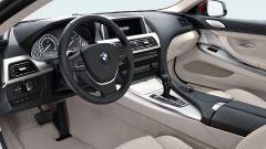 BMW Serie 6 Coupé 2012 gli interni - Immagine: 114