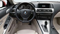 BMW Serie 6 Coupé 2012 gli interni - Immagine: 58