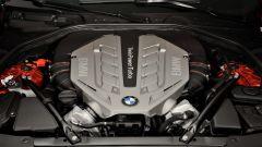 BMW Serie 6 Coupé 2012 gli interni - Immagine: 25