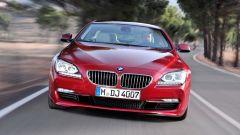 BMW Serie 6 Coupé 2012 gli interni - Immagine: 13