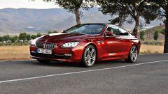 BMW Serie 6 Coupé 2012 gli interni - Immagine: 56