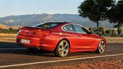 BMW Serie 6 Coupé 2012 gli interni - Immagine: 35