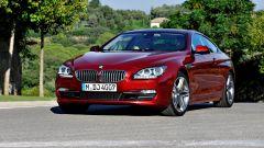 BMW Serie 6 Coupé 2012 gli interni - Immagine: 36