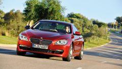 BMW Serie 6 Coupé 2012 gli interni - Immagine: 41