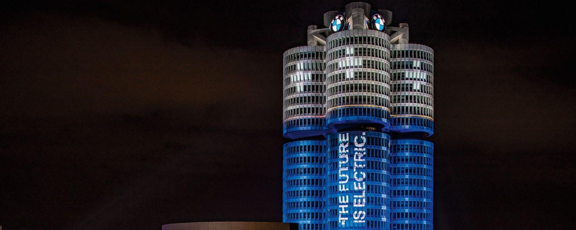 BMW, 100 mila auto elettrificate consegnate nel 2017