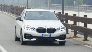 BMW 118i Sport DCT: con la trazione anteriore c'è un piacere di guida diverso