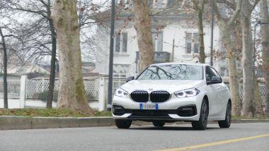 BMW 118i Sport DCT: su strada per a visitare le zone nascoste di Milano
