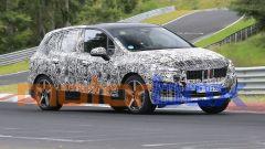 Foto spia della BMW 2 Active Tourer 2022. Come cambia, quando esce