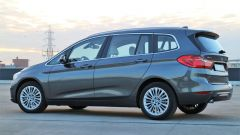 BMW 218d Gran Tourer xDrive: comoda cinque porte da famiglia
