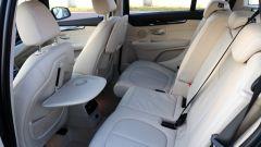 BMW 218d Gran Tourer xDrive: i sedili della seconda fila