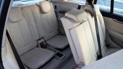 BMW 218d Gran Tourer xDrive: la terza fila di sedili