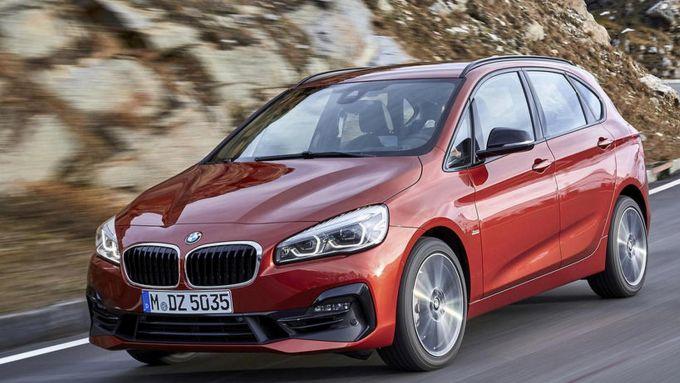 BMW Serie 2 Active Tourer Plug-in Hybrid 2019