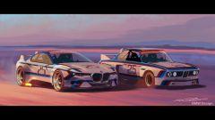 BMW 3.0 CSL Hommage R - Immagine: 41