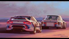 BMW 3.0 CSL Hommage R - Immagine: 33