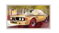 BMW 3.0 CSL Hommage: tutte le foto - Immagine: 26