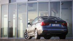 BMW 320d GT xDrive: dettaglio della coda