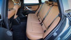 BMW 320d GT xDrive: i sedili posteriori