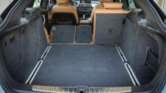 BMW 320d GT xDrive: il bagagliaio