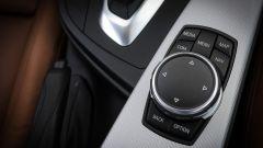 BMW 320d GT xDrive: il comando iDrive dell'infotainment