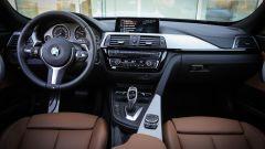 BMW 320d GT xDrive: la plancia