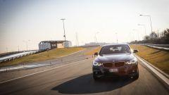BMW 320d GT xDrive nel centro guida sicura ACI/SARA di Lainate (MI)