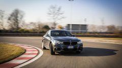 BMW 320d GT xDrive nella prova in pista sul circuito ACI/SARA di Lainate (MI)