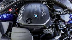 BMW 320d Msport 2019, il motore da 190 CV