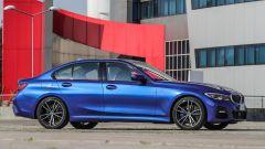 BMW 320d Msport 2019, vista laterale