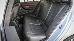 Bmw 320d Sport: i sedili posteriori