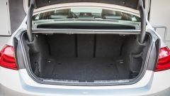 Bmw 320d Sport: il bagagliaio